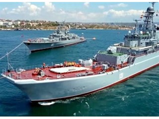 Черноморский флот пытаются заблокировать в Севастополе