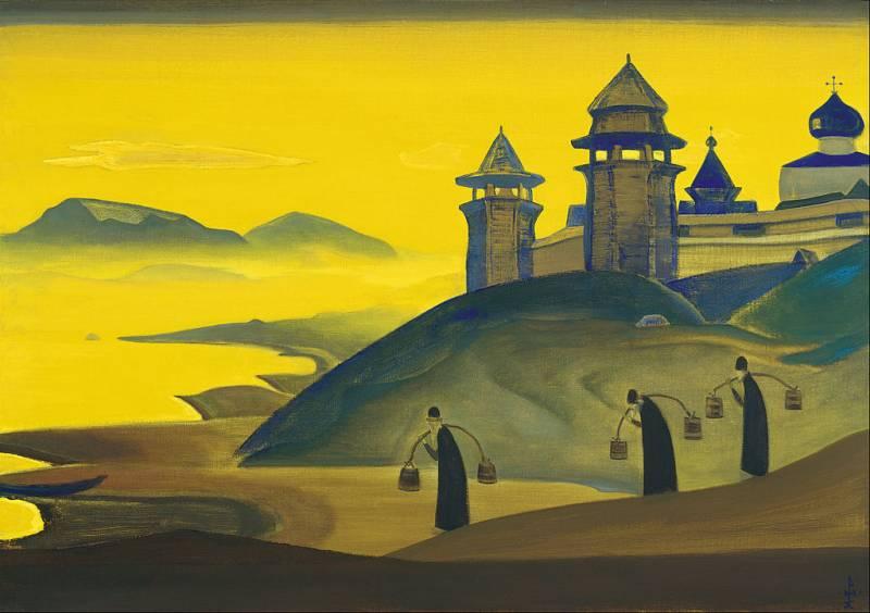 Яков Блюмкин и Николай Рерих в поисках Шамбалы (часть четвёртая)