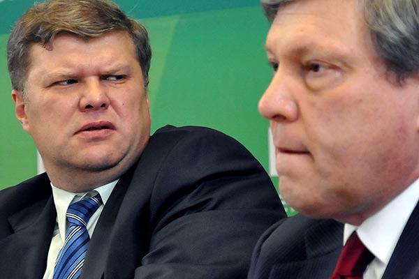 Жалкие попытки «яблочников» самоутвердиться: Сергей Митрохин и Ко отправлены на свалку
