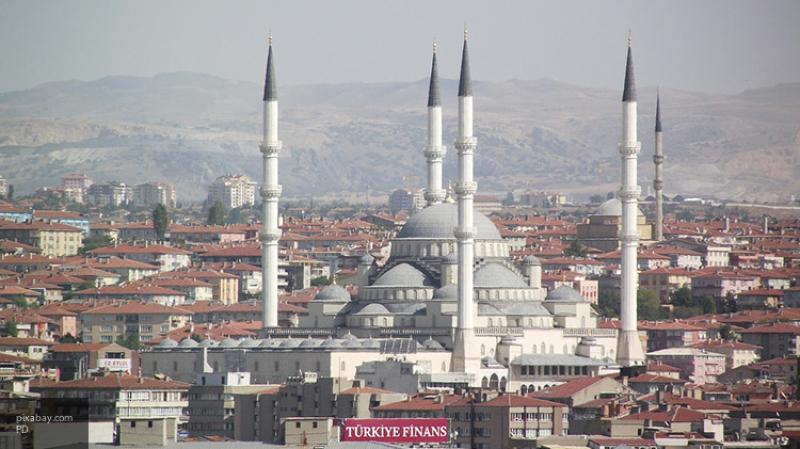 Делегация из США посетит с визитом Анкару в ближайшее время