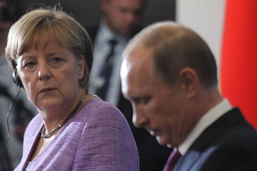 Немцы хотят сближения с Россией