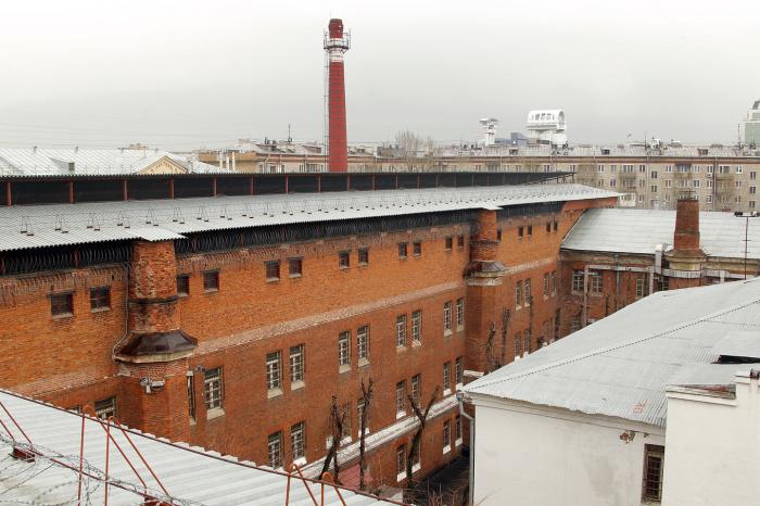 Бутырская тюрьма. / Фото: www.life.ru