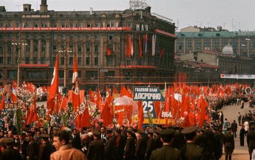 Назад, в СССР?