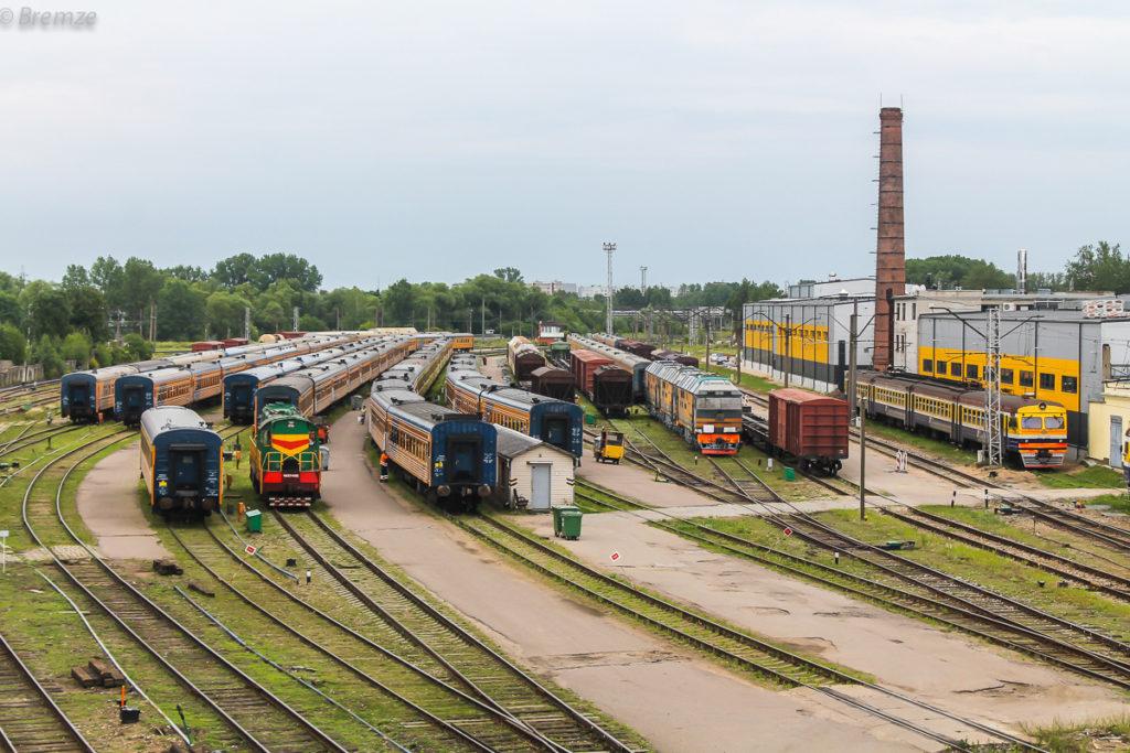 Латвия может остаться без железных дорог