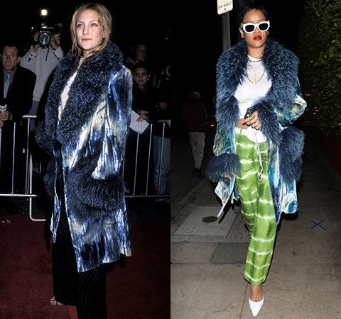 Модная битва: Кейт Хадсон против Рианны