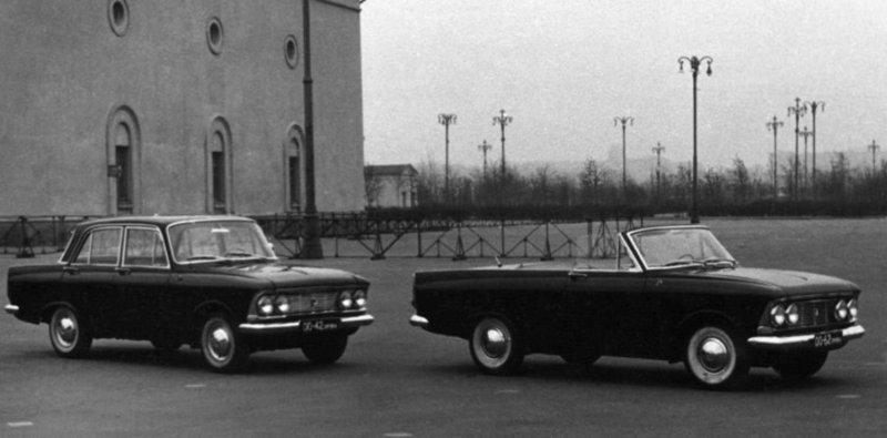 «Москвич-408 Турист»: 7 малоизвестных фактов о советском спорткаре