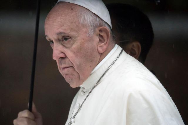Папа римский Франциск призвал узаконить однополые браки Новости
