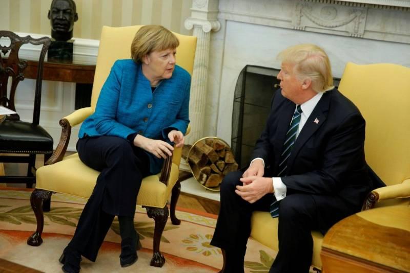 «Забирайте свое ядерное оружие». Немецкий ответ Америке геополитика