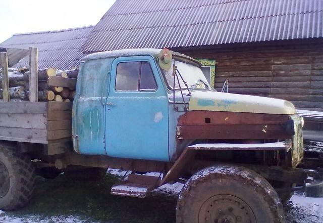 Самодельные грузовики