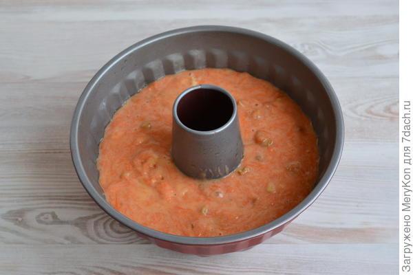 Морковный кекс кулинария,сладкая выпечка