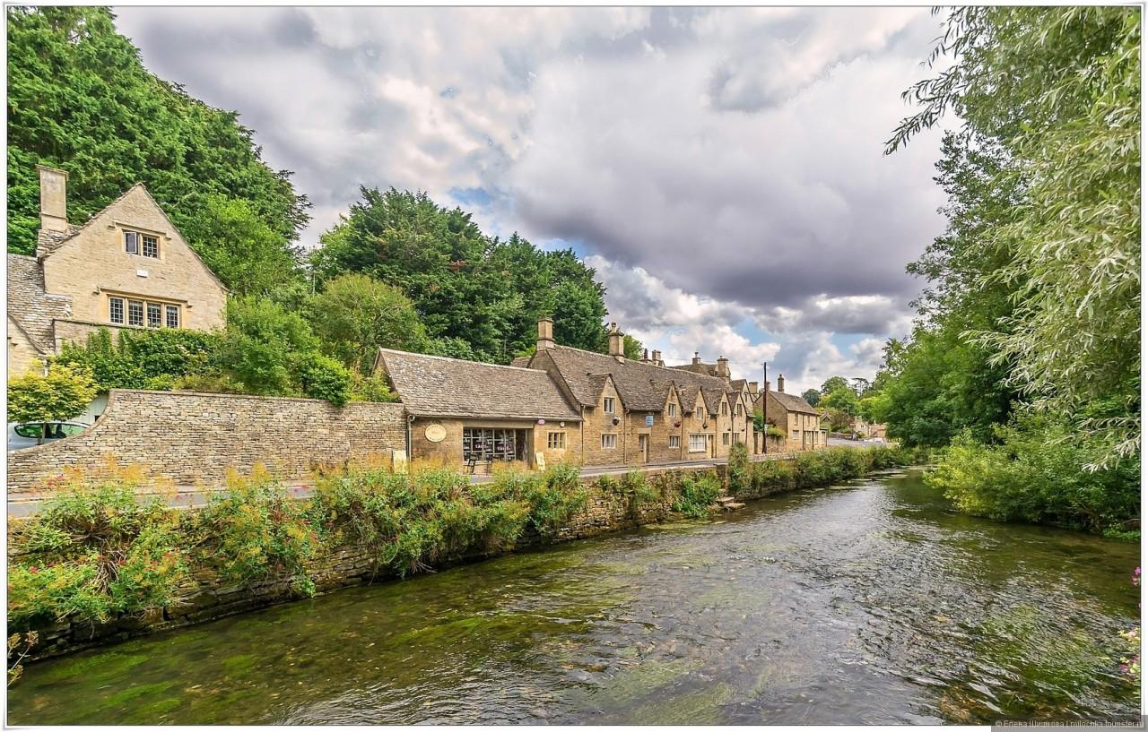 талантливый, фото красивых английских деревень второй