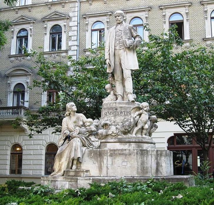 Венгерский врач Игнац Земмельвейс спас жизни миллионов женщин по всему миру. Но коллеги высмеяли и отвергли его