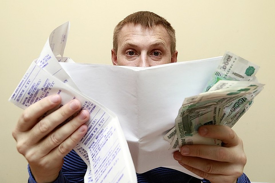В Госдуму внесли законопроект о признании просроченных платежей по ЖКХ безнадежными к взысканию