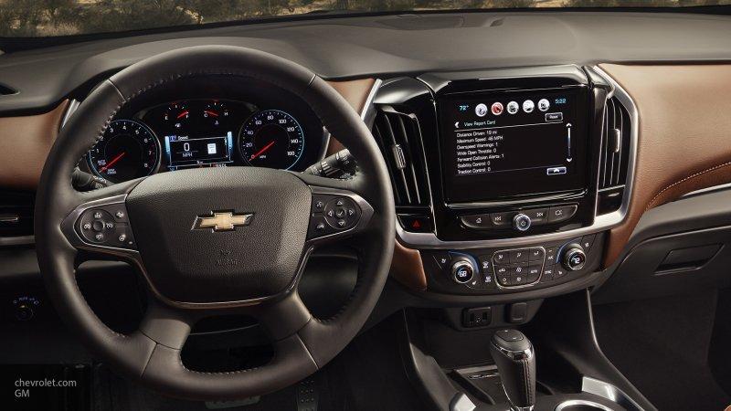 Скоро дебютирует новый Chevrolet Tracker за 980 тысяч рублей