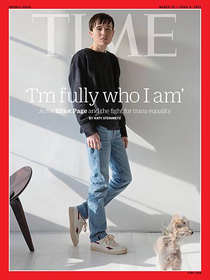 """Трансгендерный актер Эллиот Пейдж рассказал о перенесенной мастэктомии: """"Это изменило мою жизнь"""" Новости"""