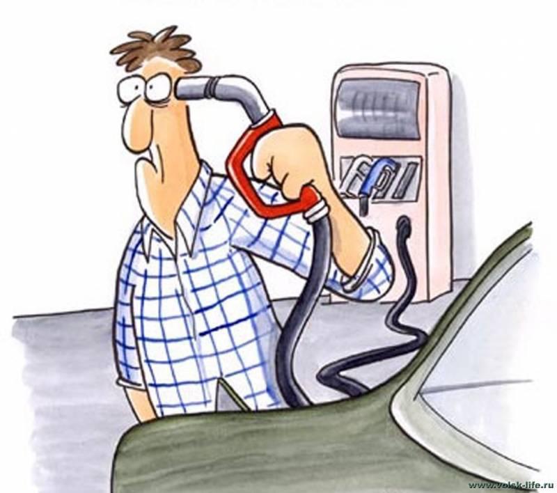 Баррель нефти или литр бензина – что беспокоит топливный союз россия