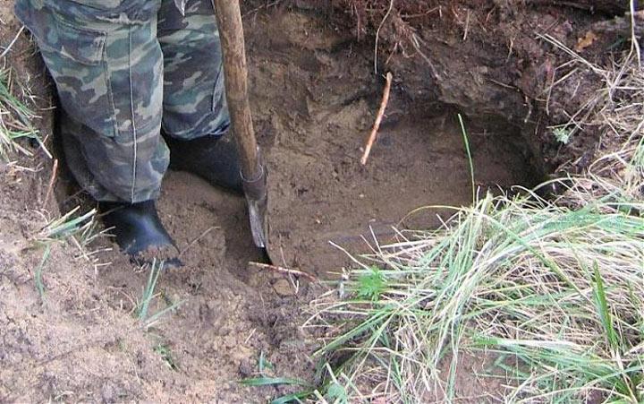 Во время раскопок был обнаружен  ящик. Найденное в нём озадачило археологов