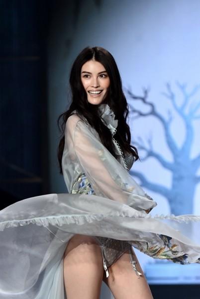 Суи Хэ  Victoria's Secret, девушки, мода, модель, фото