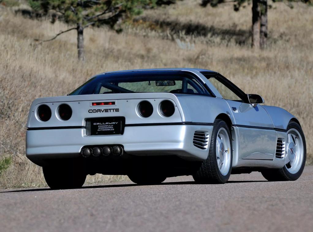 Автомобиль из 1988 года и задним приводом, который был быстрее, чем Bugatti Veyron. авто и мото,прошлый век