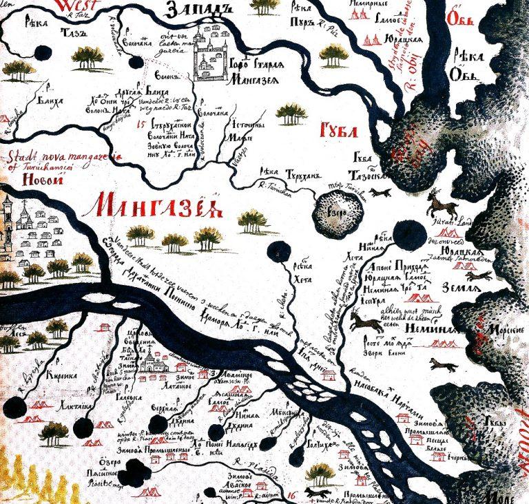 МАНГАЗЕЯ: ГДЕ ИСКАТЬ ЭТОТ ЛЕГЕНДАРНЫЙ РУССКИЙ ГОРОД