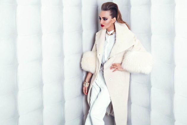 Королевские образы зимних пальто, которые покорят Вас!