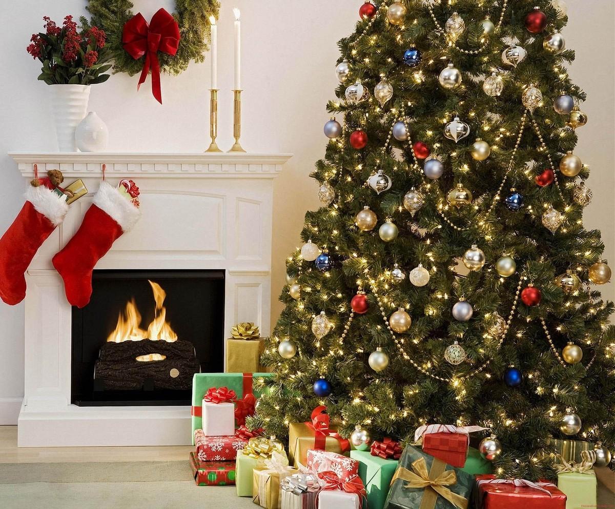 Декор к Новому году: как убежать от безвкусицы?