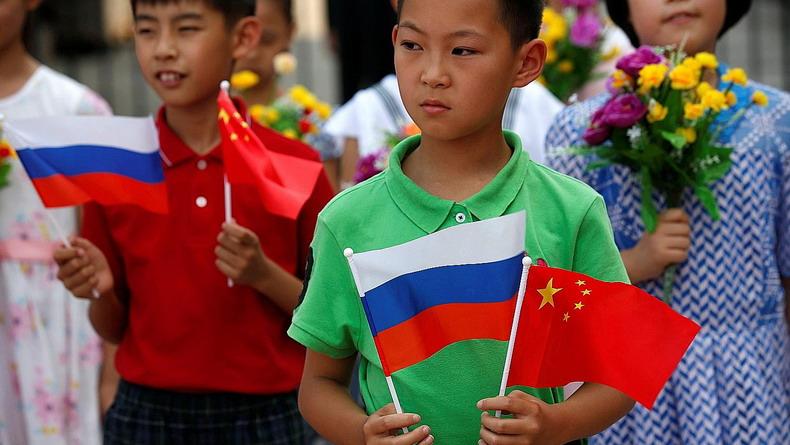 Китай и рост популярности идей новой холодной войны с Западом