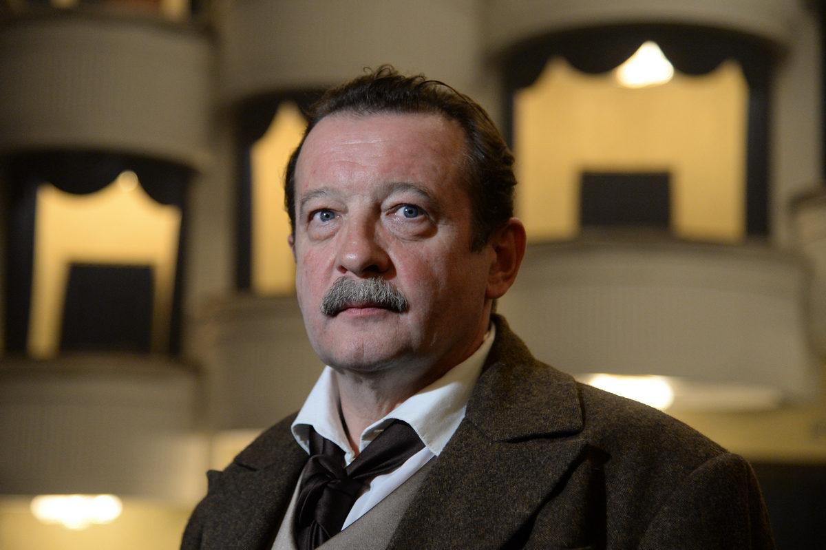 Леонид Громов рассказал, как Алексей Серебряков помог ему уйти от жены
