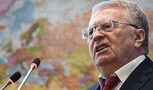 Жириновский жалеет, чтонез…