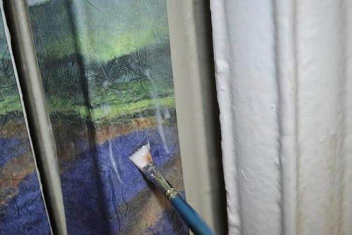 Наждачка, салфетка и клей ПВА: Как за копейки вернуть ржавым батареям привлекательный вид лайфхак