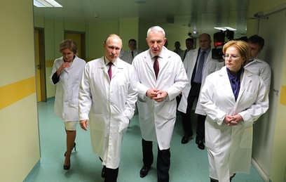 Путин не исключил ужесточени…