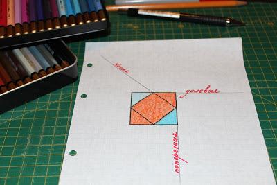 Как правильно кроить, сшивать и гладить блоки в пэчворке