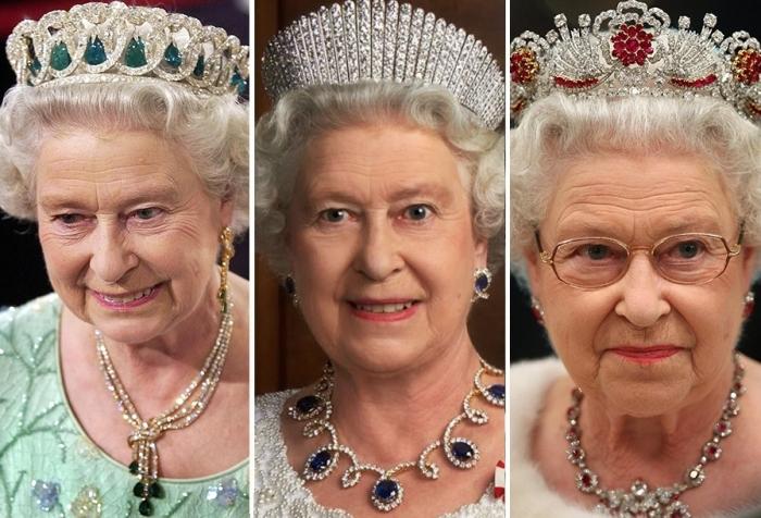 Изысканные диадемы и тиары из коллекции «первой леди Европы» Ее Величества Елизаветы II