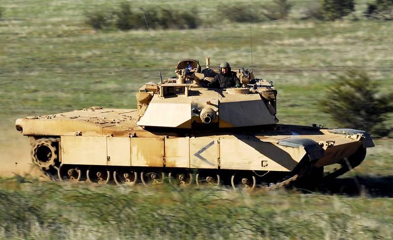Американцы уже смотрят на Калининград через танковые прицелы
