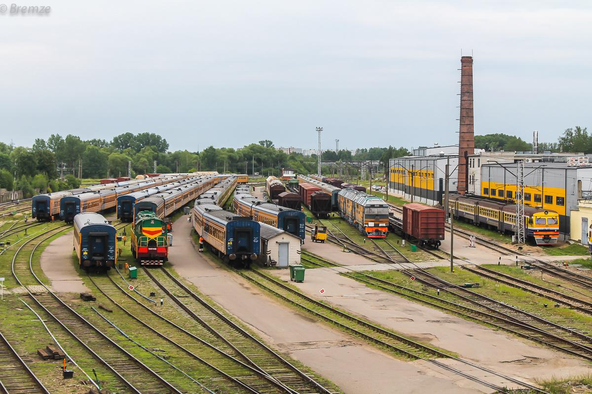 Латвия может остаться без железных дорог Европа,Железная дорога,Латвия,Экономика,Европа