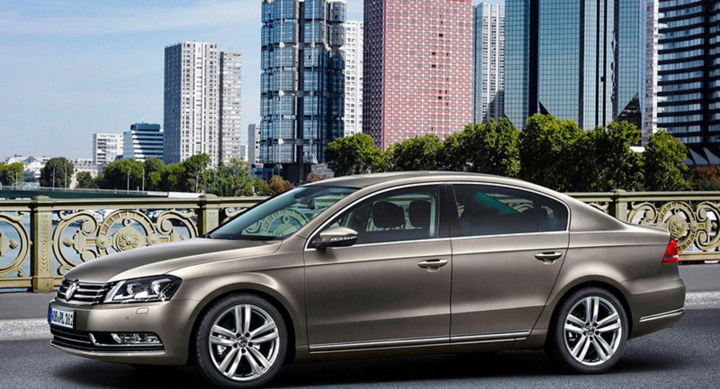 Volkswagen Passat B7 : Основные недостатки Автомобили