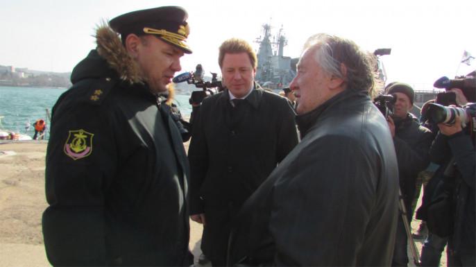Александр Проханов: Гимн Севастополю