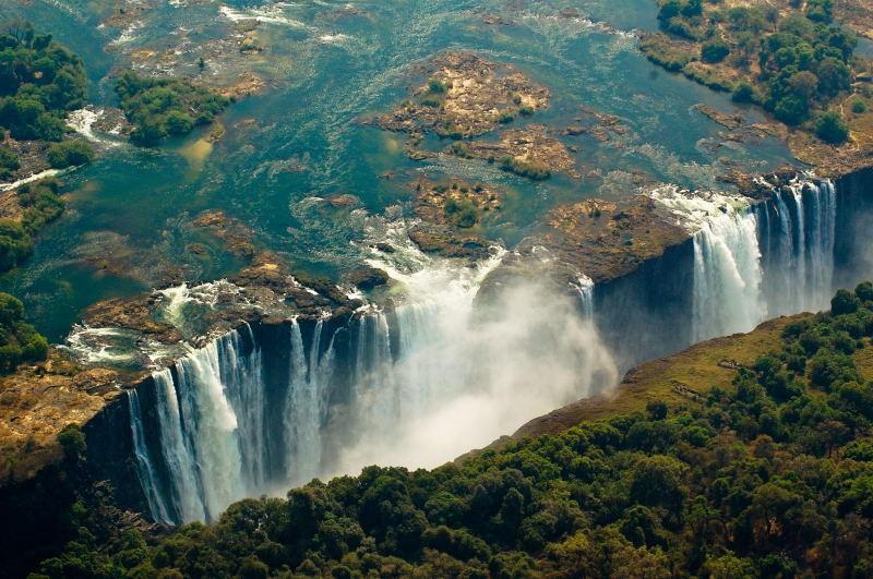 Самые красивые природные бассейны мира