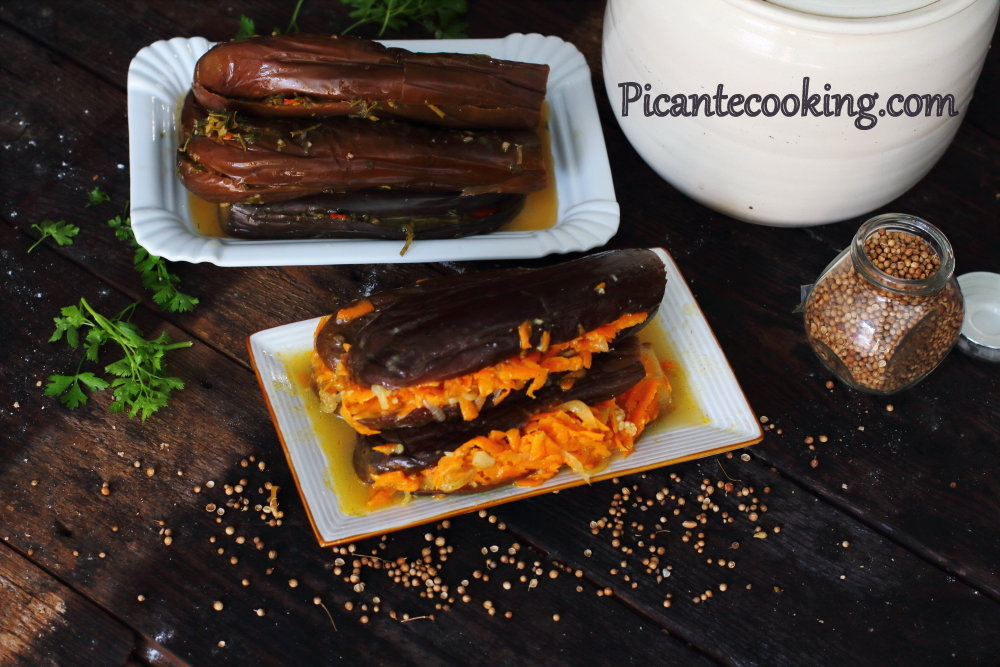 Квашеные баклажаны на 3 способа заготовки,квасим и солим