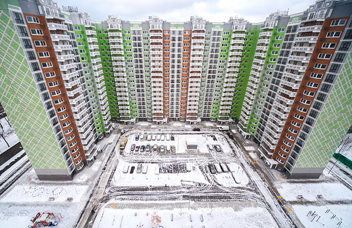 Покупатели спешат за новыми квартирами