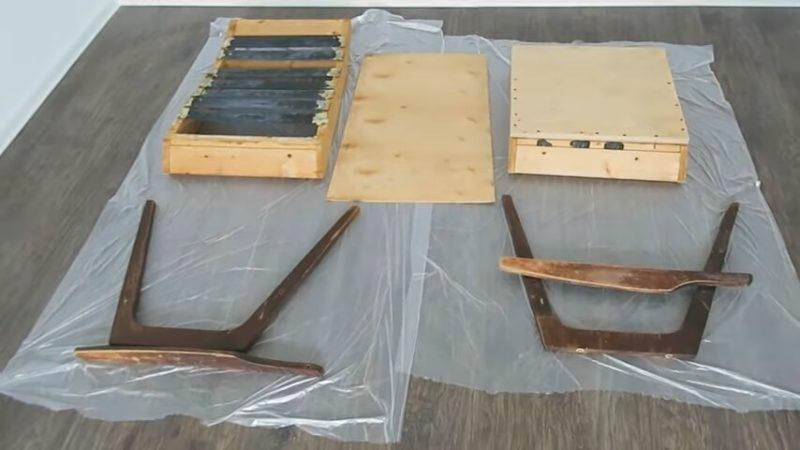 Креативная переделка старого кресла из СССР переделать, кресла, можно, закрепить, старый, может, которую, кресло, Собрать, степлер, мебельный, также, степлеромПеретянуть, тканью, новой, мебельным, сидении, спинке, поролон, зановоТкань