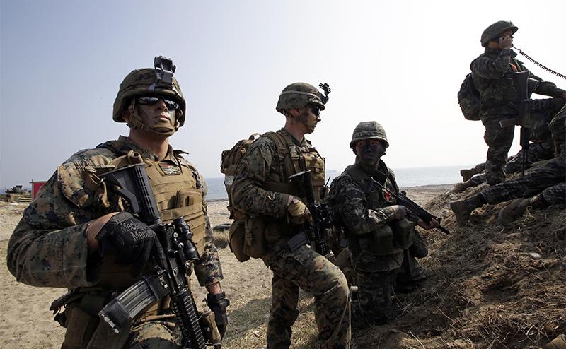 Американская разведка: мир накануне  большой войны