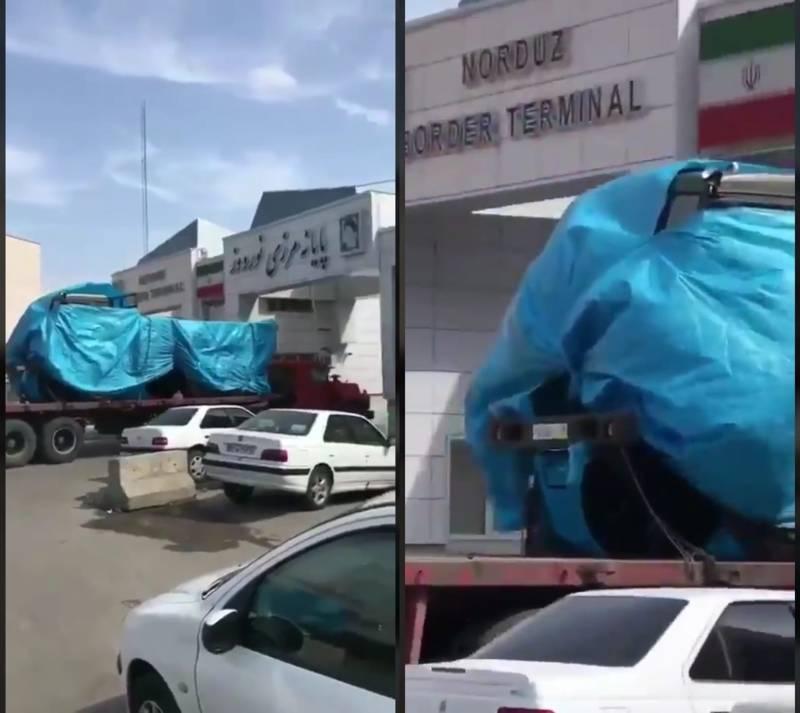 В Сети обсуждают караваны военных грузовиков, идущих из Ирана в Армению Новости