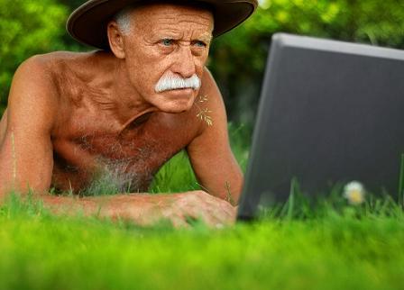 Новая работа для пенсионеров