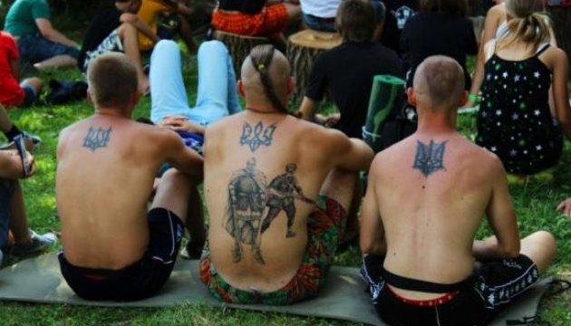 Тотальная бандеризация подрастающего поколения Украины