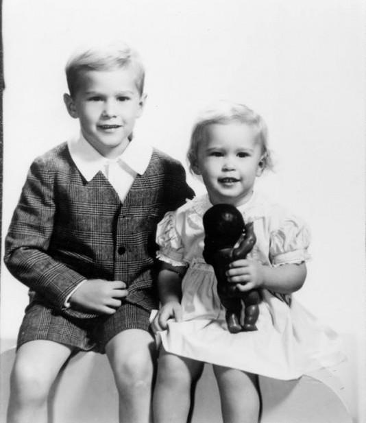 Джордж Буш-младший Меркель, Трамп, детство, история, медведев, путин, юность