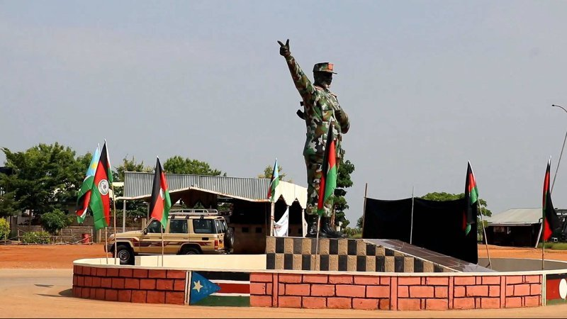 Южный Судан будущее, интересное, мир, страны мира