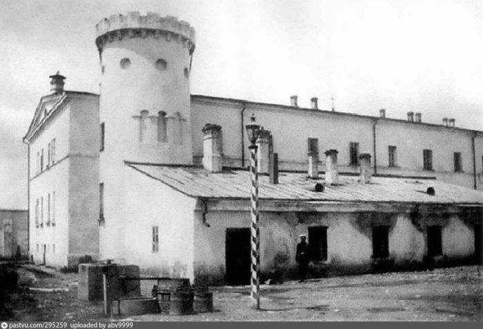 Бутырская тюрьма, 1890 год. / Фото: www.pastvu.com