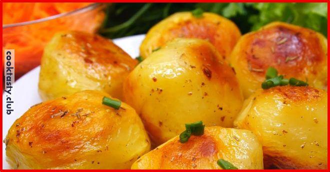 Картофель на ужин