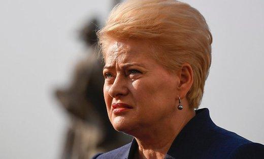 """Президент Литвы: """"Газпром"""" должен компенсировать нанесенный потребителям ущерб"""